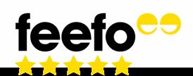 Feefo Service Ratings