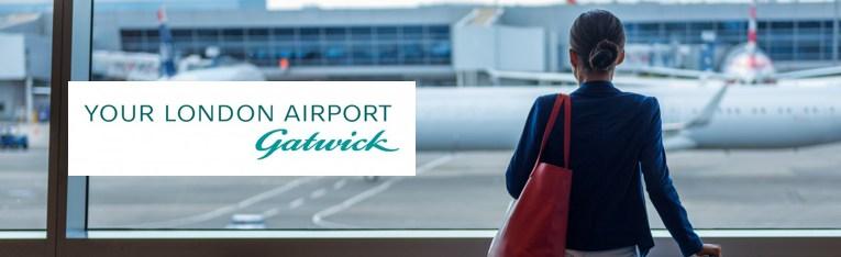 Meet & Greet Parking at Gatwick Airport