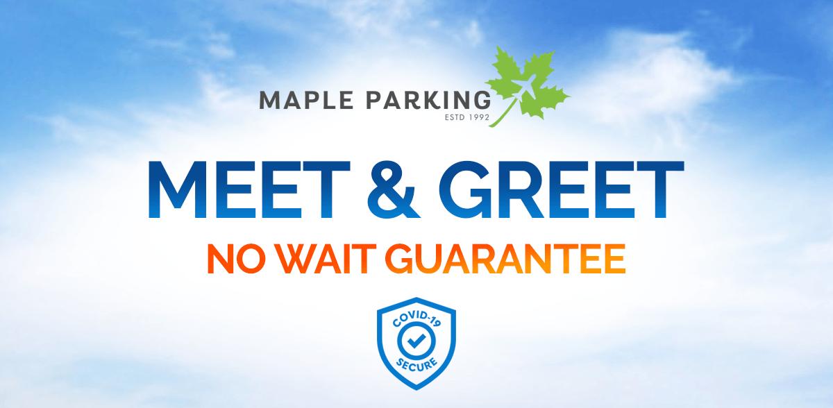 Meet & Greet No Wait Guarantee