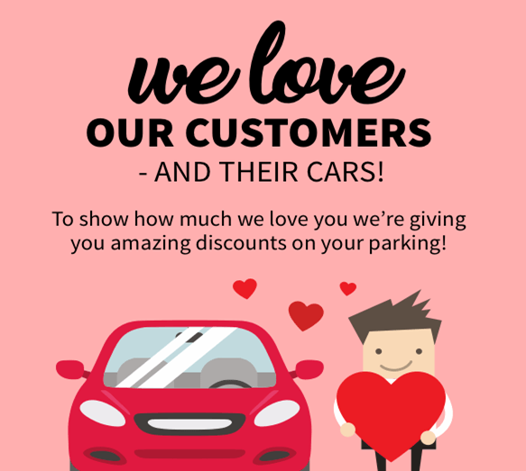 We love your car.
