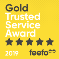 Feefo Gold Awards