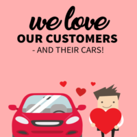 Care for our customers