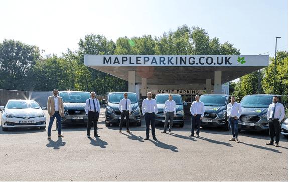 Maple Parking Team