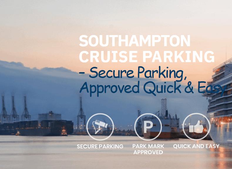 Cruise Parking Southampton
